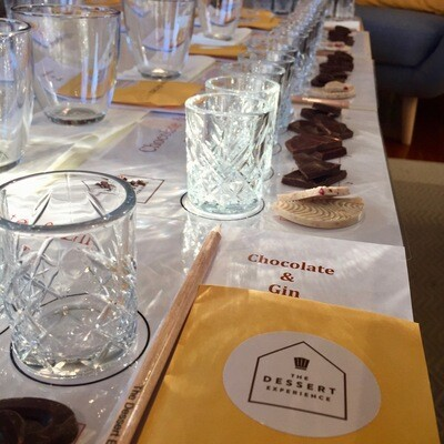 Gin & Chocolate Tasting - 30th September 2020 in Auckland