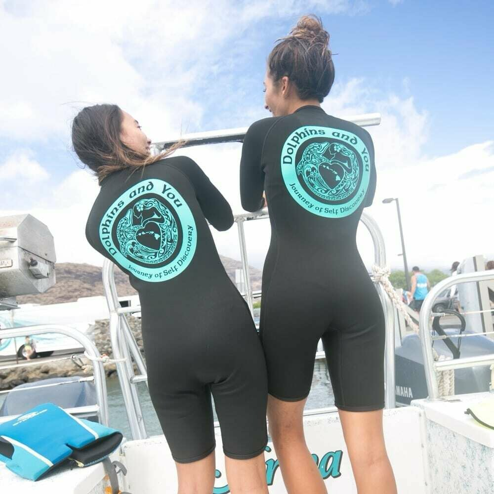 Women's Dolphins and You Wetsuit