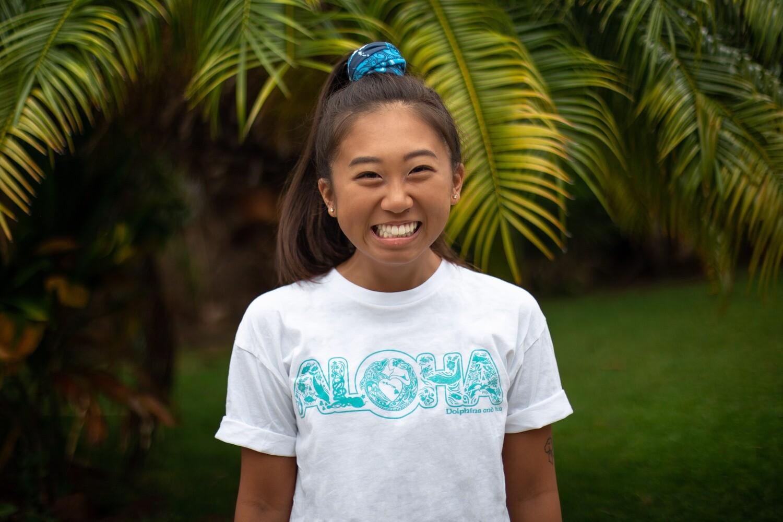 Women's Aloha T-Shirt