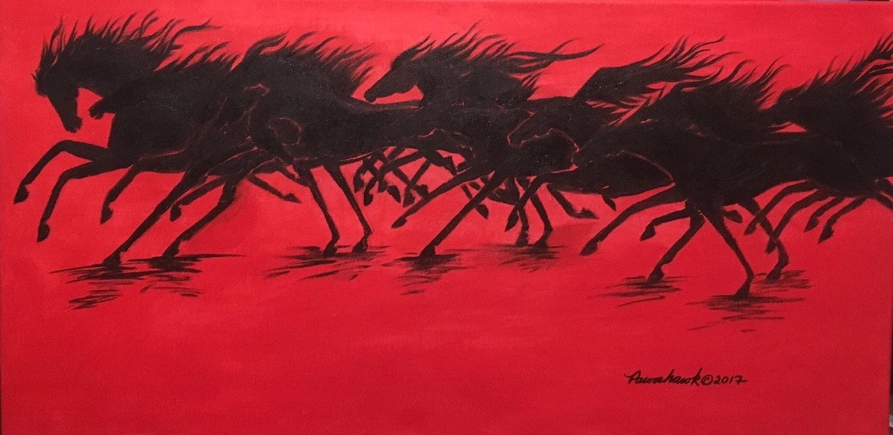 The Red Herd