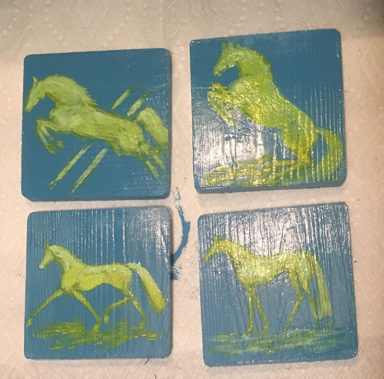 4 Coasters