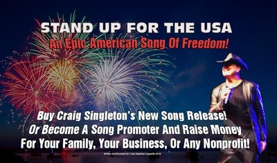 Buy 'STAND UP FOR THE USA' From The Artist