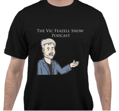 Podcast Official T-Shirt