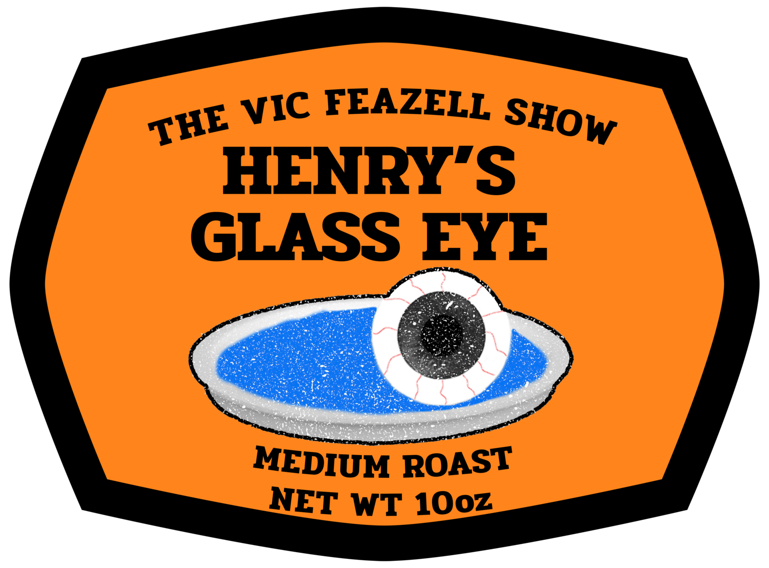 Henry's Glass Eye Coffee