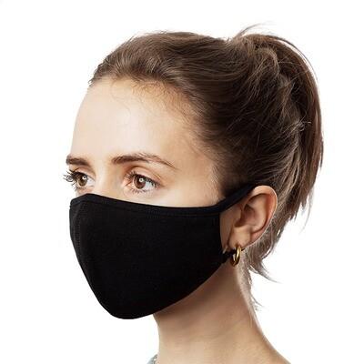 (3 PACK- $6 each) Women's Washable Face Masks