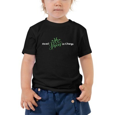 HEAD 'PISCES' IN CHARGE- Toddler Tee