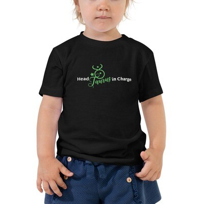 HEAD 'TAURUS' IN CHARGE- Toddler Tee