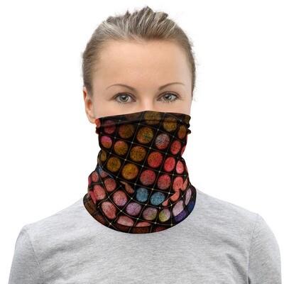 MULTICOLOR PALLETS- All Purpose Face Covering/Neck Warmer