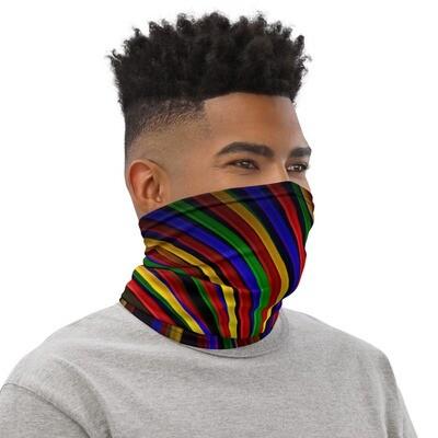 RAINBOW BURST- All Purpose Face Covering/Neck Warmer