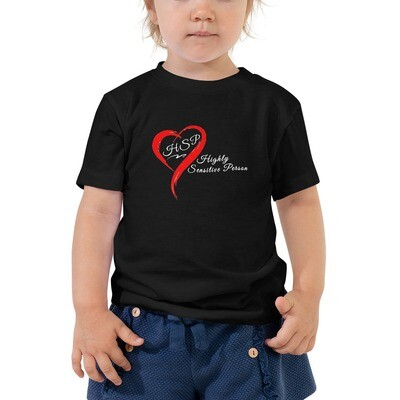 HIGHLY SENSITIVE PERSON *2T-5T Toddler Tee