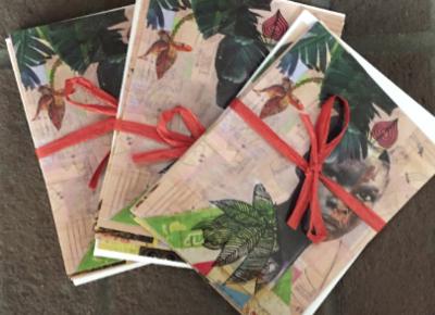Sauti Greeting Cards (5 pack)