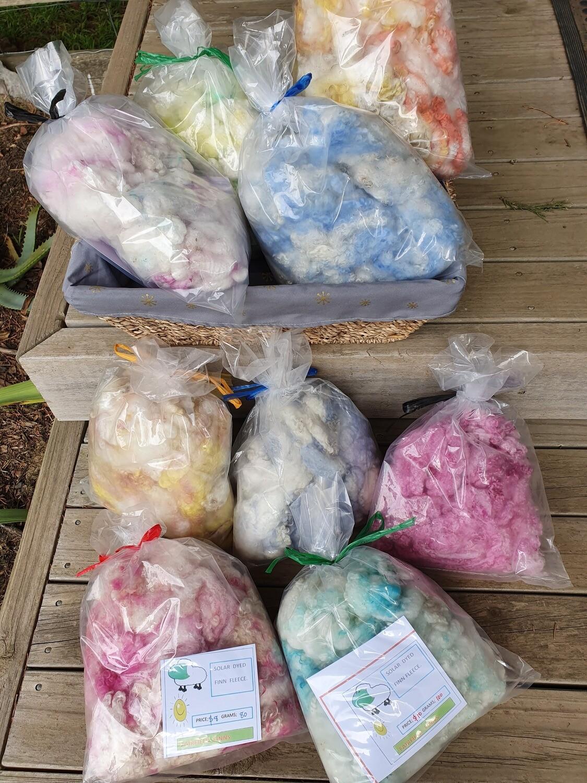 Individual packs of approx 100 grams.