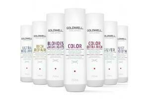 GOLDWELL SHAMPOO & CONDITIONER