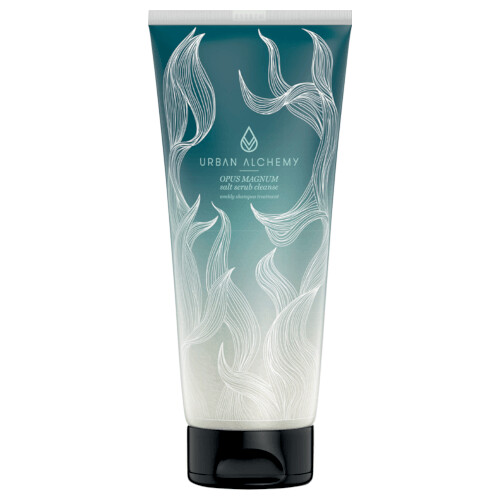 Salt Scrub shampoo