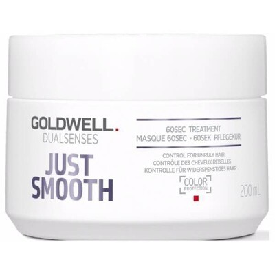 GOLDWELL JUST SMOOTH 60 sec TREATMENT