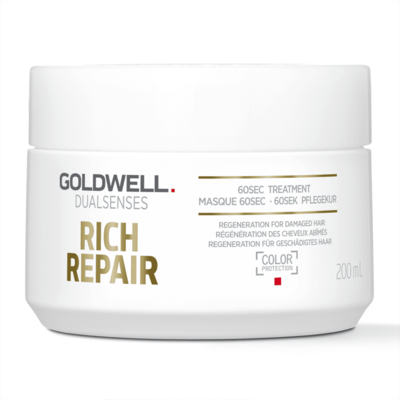 GOLDWELL REPAIR 60 SEC MASK