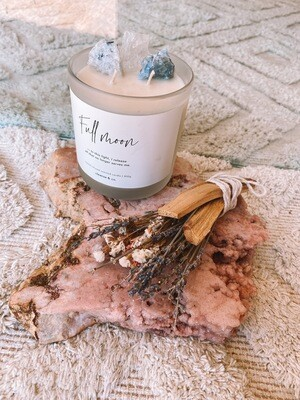 FULL MOON INTENTION CANDLE