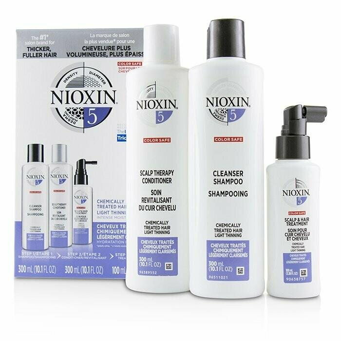 NIOXIN 300ML TRIAL PACK