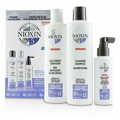 NIOXIN 300ML TRIAL PACK