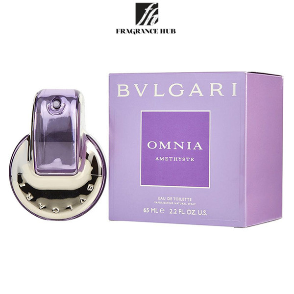 [Original] Bvlgari Omnia Amethyste EDT Lady 65ml