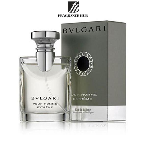 [Original] Bvlgari Pour Homme Extreme EDT Men 100ml