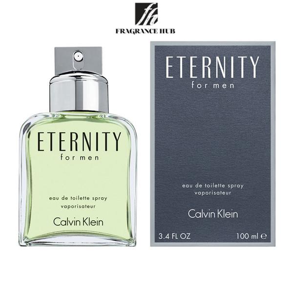 Calvin Klein cK Eternity EDT Men 100ml
