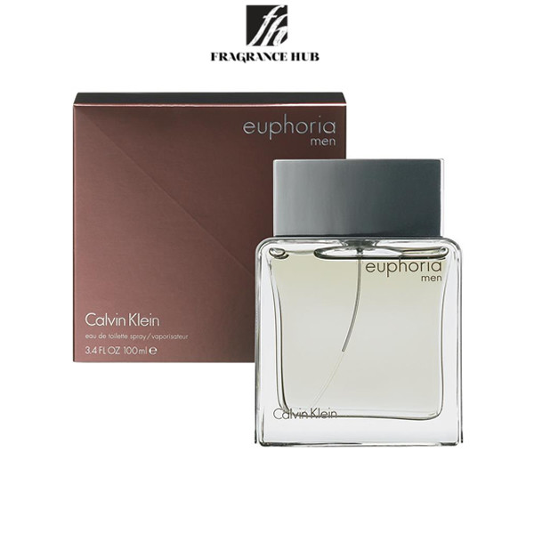 [Original] Calvin Klein Euphoria EDT Men (100ml)