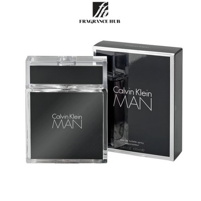 [Original] Calvin Klein cK MAN EDT (100ml)