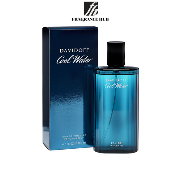 [Original] Davidoff Cool Water EDT Men (125ml)