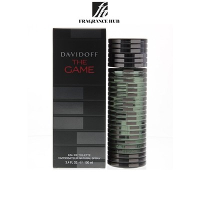 [Original] Davidoff The Game EDT Men 100ml
