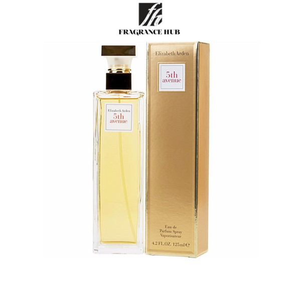 [Original] Elizabeth Arden 5th Avenue EDP Lady 125ml