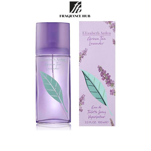 [Original] Elizabeth Arden Green Tea Lavender EDT 100ML