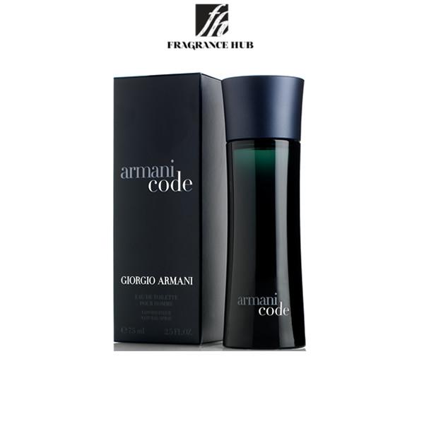 [Original] Giorgio Armani Code EDT Men (75ml)