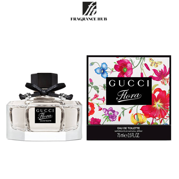 [Original] Gucci Flora EDT Lady 75ml
