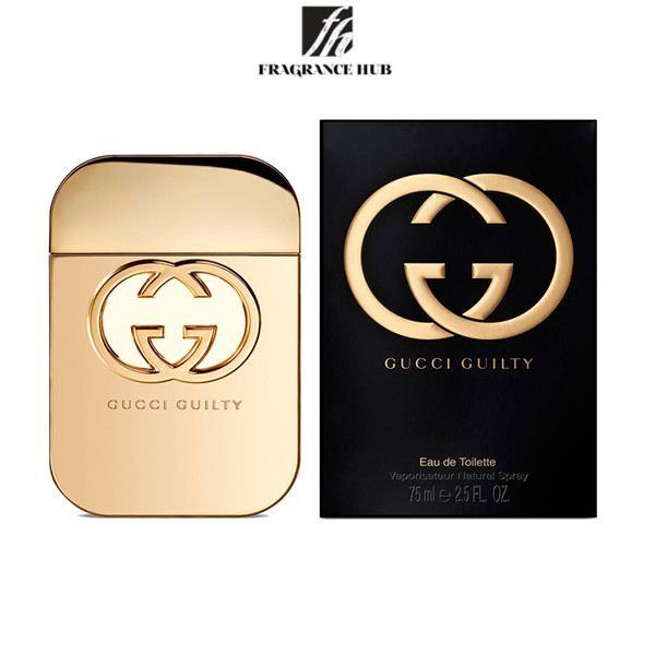 [Original] Gucci Guilty EDT Lady 75ml