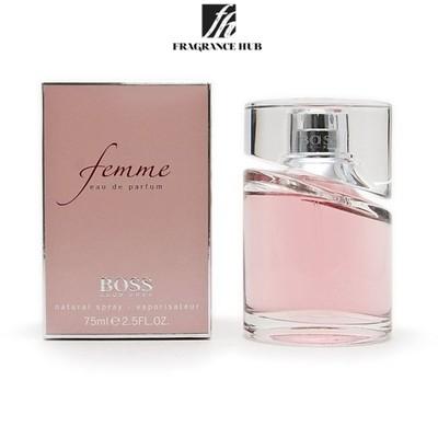 [Original] Hugo Boss Femme EDP Lady 75ml