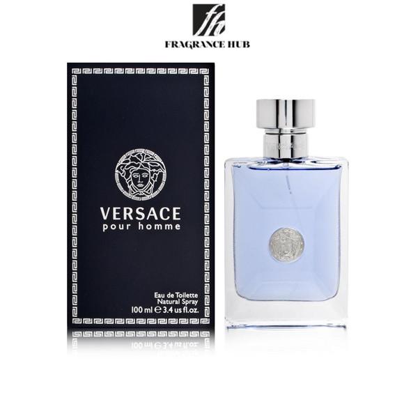 [Original] Versace Pour Homme EDT Man 100ml
