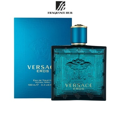 [Original] Versace EROS EDT Man 100ml