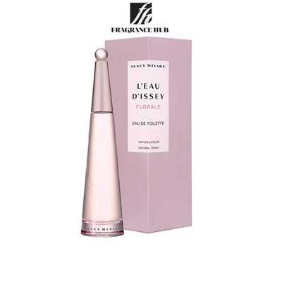 [Original] Issey Miyake Leau Dissey Florale EDT Lady 90ml