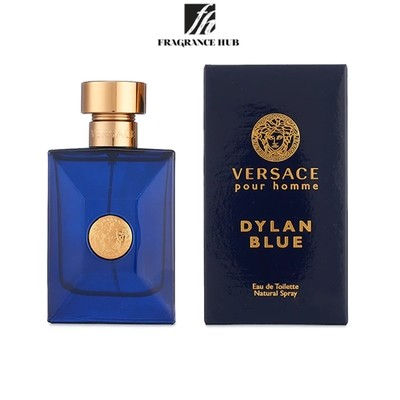 [Original] Versace Dylan Blue EDT Man 100ml