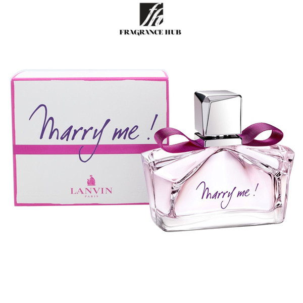 [Original] Lanvin Marry Me EDP Lady 75ml