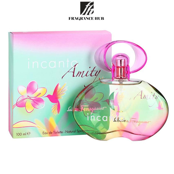[Original] Salvatore Ferragamo Incanto Amity EDT Lady 100ml