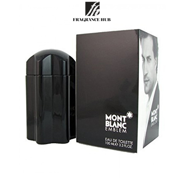 [Original] MONT BLANC EMBLEM EDT Men 100ml
