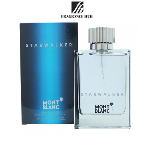 [Original] Mont Blanc Starwalker EDT Men 75ml