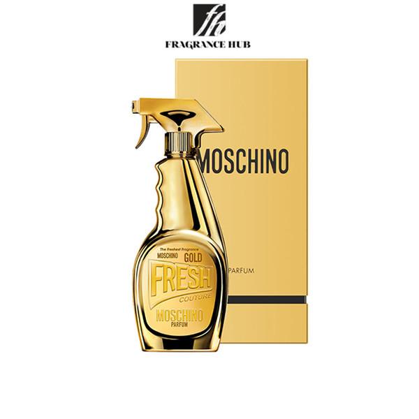 [Original] Moschino Fresh Gold EDP Women (100ml)