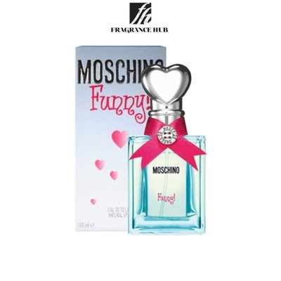 [Original] Moschino Funny Women EDT Women 100ml