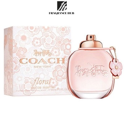[Original] Coach Floral EDP Lady 90ml