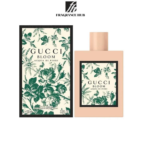 [Original] Gucci Bloom Acqua di Fiori EDT lady 100ml