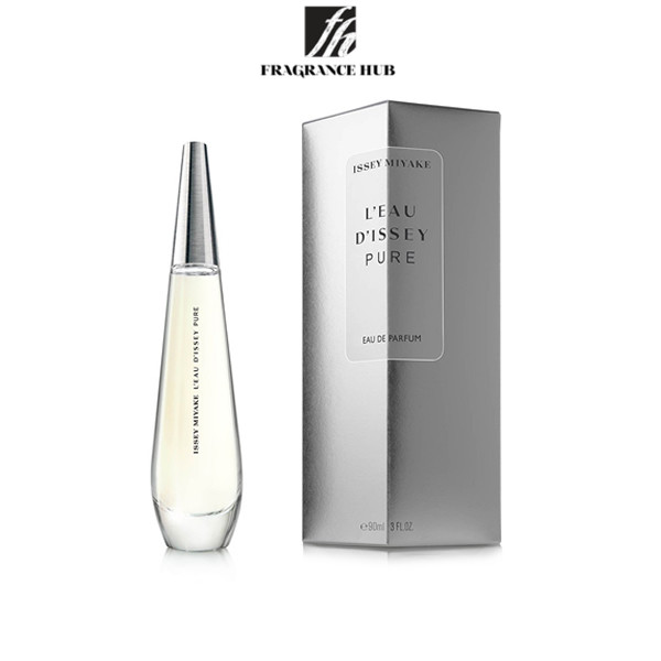 [Original] Issey Miyake L'Eau d'Issey Pure EDP Lady 90ml