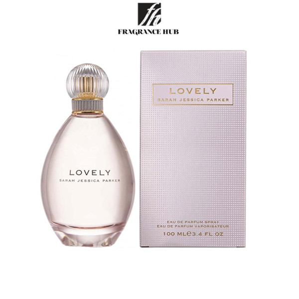 [Original] Sarah Jessica Parker Lovely EDP Lady 100ml